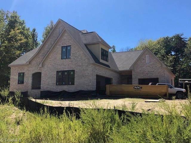 8611 Lathans Trail, Oak Ridge, NC 27310 (MLS #1043601) :: Hillcrest Realty Group