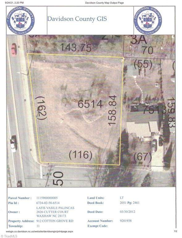 912 Cotton Grove Road - Photo 1