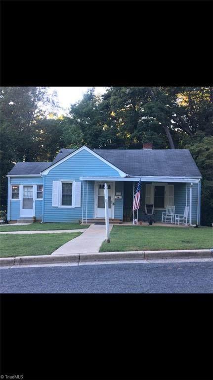 122 S High Street, Asheboro, NC 27203 (MLS #1043807) :: Hillcrest Realty Group