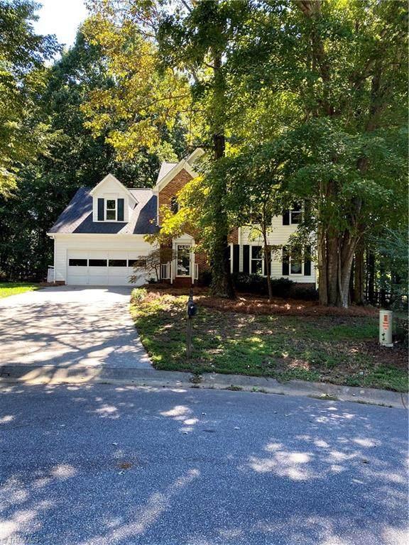 7286 Pellinore Drive, Pfafftown, NC 27040 (MLS #1043872) :: Berkshire Hathaway HomeServices Carolinas Realty