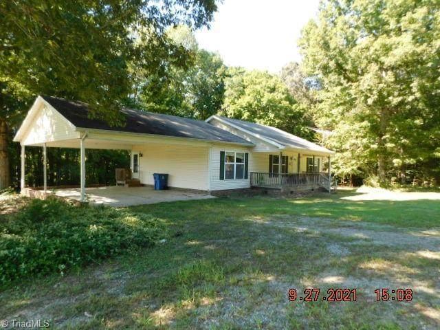 158 Shaw Street, Staley, NC 27355 (MLS #1044159) :: Ward & Ward Properties, LLC