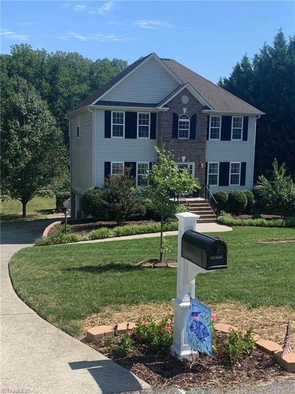 277 Ridge Drive, Lexington, NC 27295 (#1044188) :: Mossy Oak Properties Land and Luxury