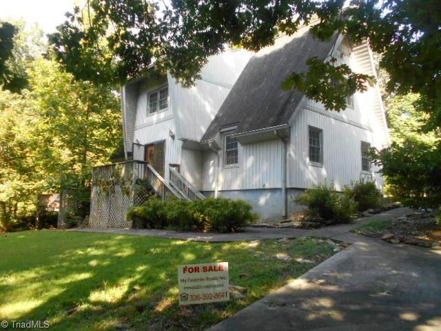 1788 Soapstone Mountain Road, Staley, NC 27355 (MLS #1044531) :: Ward & Ward Properties, LLC