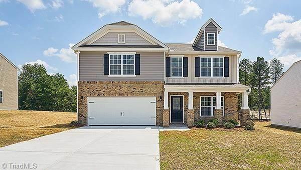 302 Tobacco Road, Lexington, NC 27295 (MLS #1044644) :: Berkshire Hathaway HomeServices Carolinas Realty