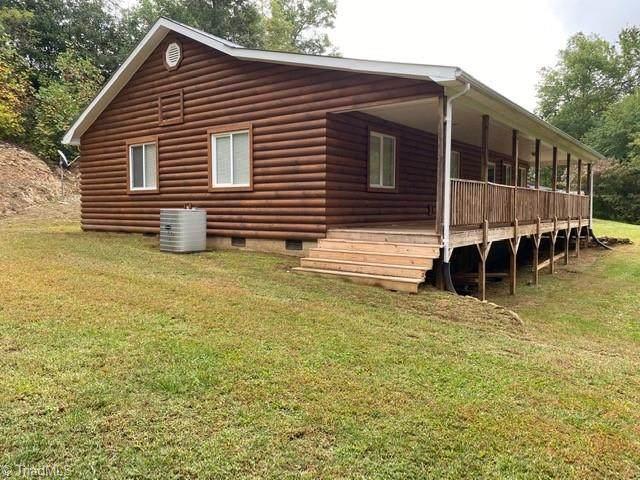 12429 N Nc Highway 16, Millers Creek, NC 28651 (MLS #1045410) :: Ward & Ward Properties, LLC