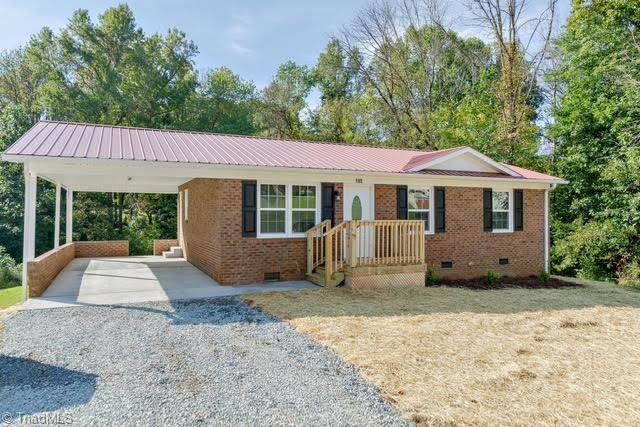 195 Red Barn Road, Lexington, NC 27292 (MLS #1045679) :: Hillcrest Realty Group