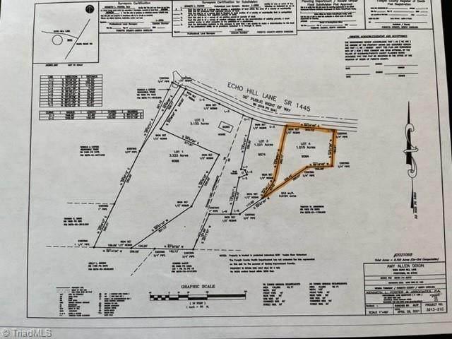 0 Echo Hill Lane #4, Pfafftown, NC 27040 (MLS #1045814) :: Berkshire Hathaway HomeServices Carolinas Realty
