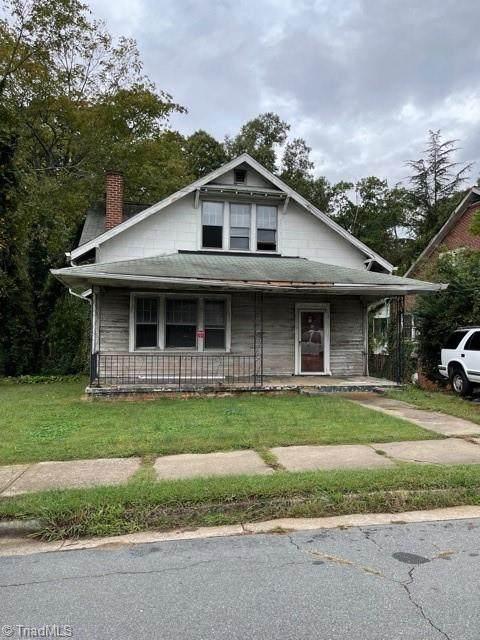 2016 Cherry Street, Winston Salem, NC 27105 (MLS #1045867) :: Berkshire Hathaway HomeServices Carolinas Realty