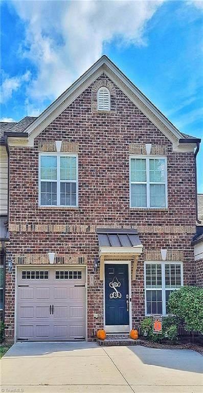 2874 Grove Park Drive, Burlington, NC 27215 (MLS #1045971) :: Ward & Ward Properties, LLC