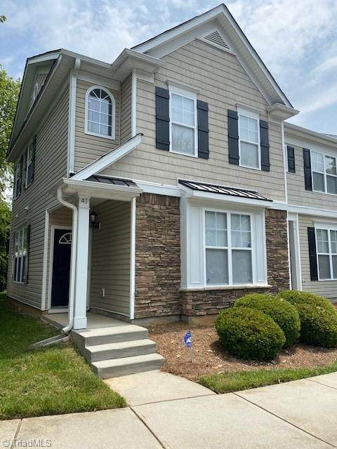 41 Ledgerstone Lane, Greensboro, NC 27407 (MLS #1046072) :: Witherspoon Realty