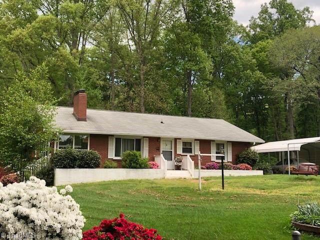 370 Wilson Street, Lexington, NC 27295 (#1046123) :: Mossy Oak Properties Land and Luxury