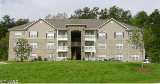 7106 W Friendly Avenue #102, Greensboro, NC 27410 (MLS #1046144) :: Ward & Ward Properties, LLC