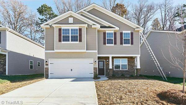 6551 Bellawood Drive #104, Trinity, NC 27370 (MLS #1046198) :: Witherspoon Realty