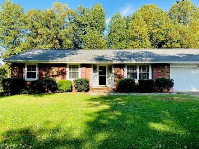 629 Wildwood Drive, North Wilkesboro, NC 28659 (MLS #1046214) :: Witherspoon Realty