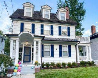 303 S Mendenhall Street, Greensboro, NC 27403 (MLS #1046607) :: EXIT Realty Preferred