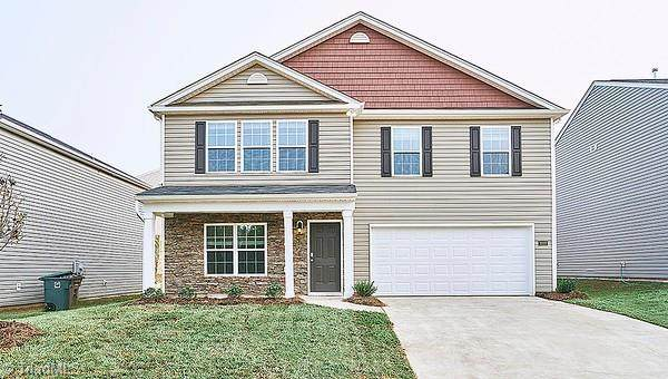 6820 Keeneland Drive, Whitsett, NC 27377 (#1046610) :: Mossy Oak Properties Land and Luxury