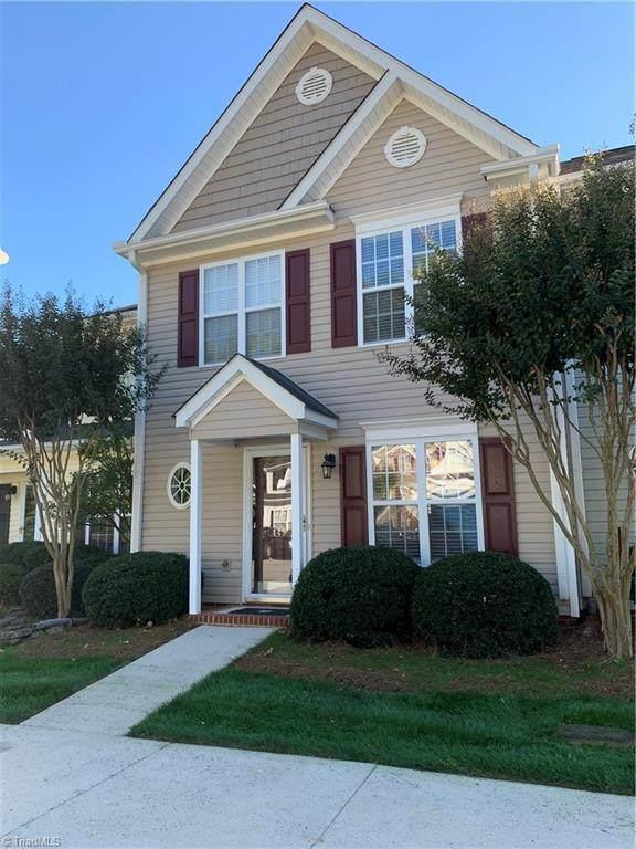 449 Dunwood Drive, High Point, NC 27265 (MLS #1046634) :: Ward & Ward Properties, LLC
