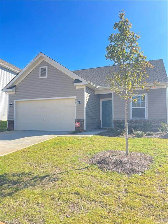 5628 Tier View Trail, Greensboro, NC 27405 (MLS #1046687) :: Berkshire Hathaway HomeServices Carolinas Realty