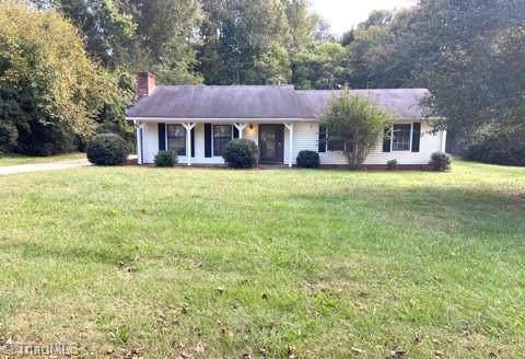 2016 Claxton Drive, Winston Salem, NC 27127 (#1046708) :: Mossy Oak Properties Land and Luxury