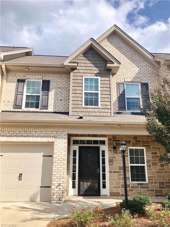 8 Pisgah Forest Circle, Greensboro, NC 27455 (MLS #1046711) :: Lewis & Clark, Realtors®