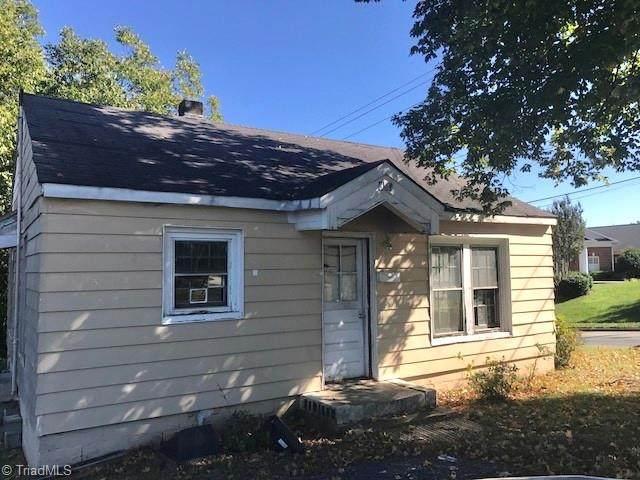 602 Greensboro Street, Asheboro, NC 27203 (MLS #1046717) :: Ward & Ward Properties, LLC