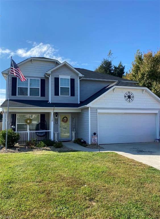 1544 Pecan Lane, Kernersville, NC 27284 (#1046763) :: Premier Realty NC