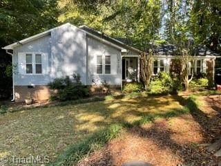 4424 Forest Walk Drive, Greensboro, NC 27455 (MLS #1046892) :: Berkshire Hathaway HomeServices Carolinas Realty