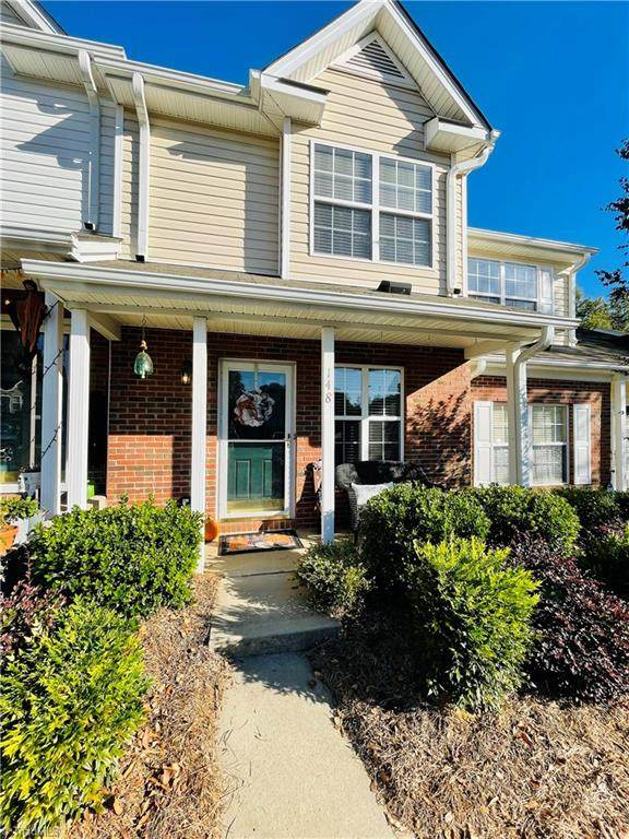 148 Tannenbaum Circle, Greensboro, NC 27410 (#1046918) :: Premier Realty NC