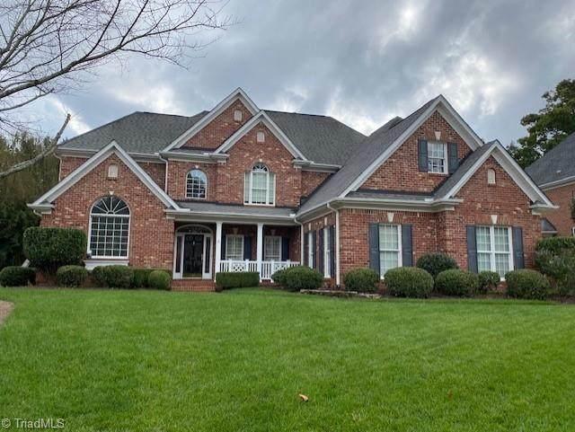1005 Northern Shores Lane, Greensboro, NC 27455 (#1046937) :: Premier Realty NC