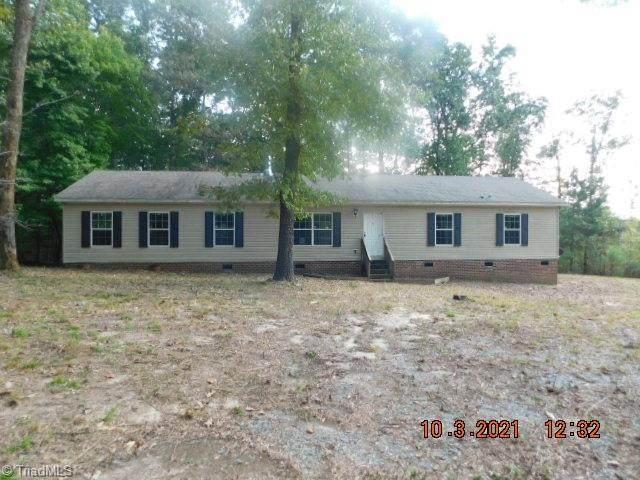 295 Scotton Road, Robbins, NC 27325 (MLS #1047585) :: Berkshire Hathaway HomeServices Carolinas Realty