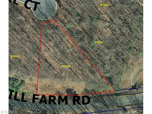 Lot 25 Maple Hill Court, Asheboro, NC 27205 (MLS #640149) :: Ward & Ward Properties, LLC