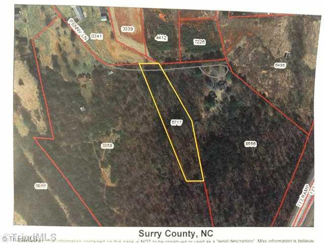 0 Penny, Elkin, NC 28621 (MLS #672604) :: NextHome In The Triad