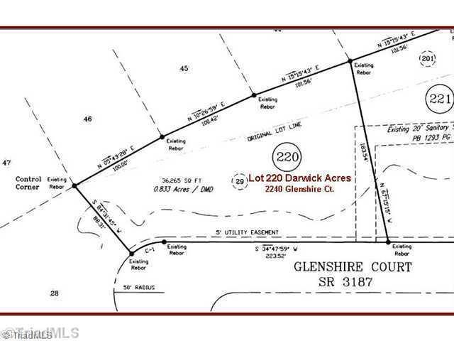 2240 Glenshire, Winston Salem, NC 27127 (MLS #714454) :: RE/MAX Impact Realty