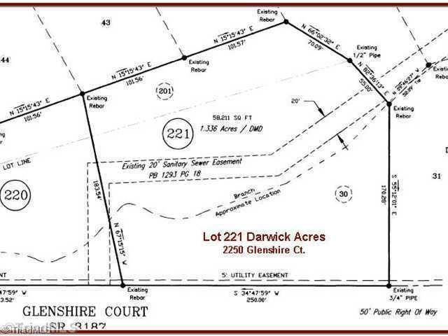 2250 Glenshire, Winston Salem, NC 27127 (MLS #714460) :: RE/MAX Impact Realty