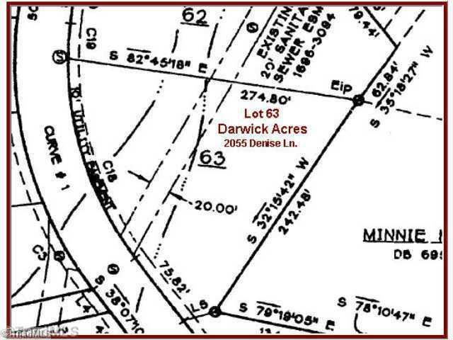 2055 Denise, Winston Salem, NC 27127 (MLS #714484) :: RE/MAX Impact Realty