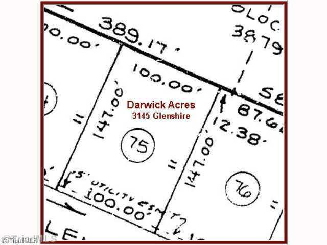 3145 Glenshire, Winston Salem, NC 27127 (MLS #714497) :: RE/MAX Impact Realty