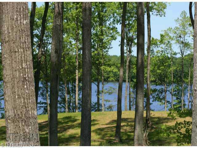 Lot 5 Lake Meadows Drive, Reidsville, NC 27320 (MLS #724054) :: Berkshire Hathaway HomeServices Carolinas Realty