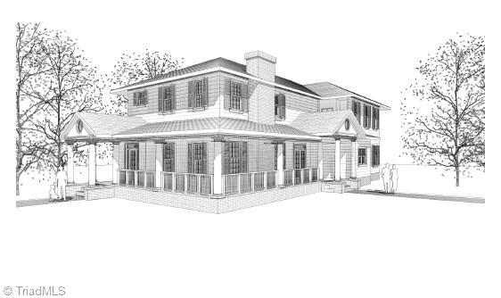 260 Glade View Court, Winston Salem, NC 27101 (MLS #783061) :: The Umlauf Group