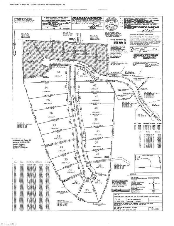 330 Old Heritage Drive, Winston Salem, NC 27107 (MLS #798821) :: Lewis & Clark, Realtors®