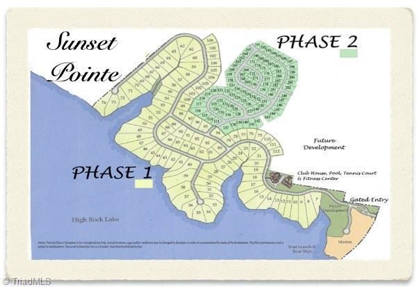 1419 Sunset Pointe Drive, Salisbury, NC 28146 (MLS #808390) :: The Umlauf Group
