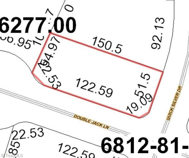 393 Quick Silver Drive, Winston Salem, NC 27107 (MLS #812797) :: Kristi Idol with RE/MAX Preferred Properties