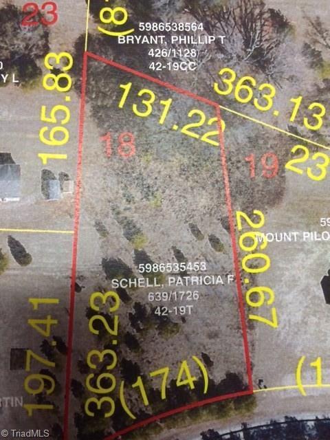 0 Fox Hills Road, Pinnacle, NC 27043 (MLS #815692) :: Banner Real Estate