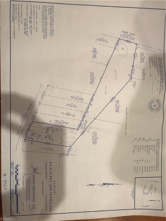 515 Ritters Lake Road, Greensboro, NC 27406 (MLS #838543) :: Lewis & Clark, Realtors®