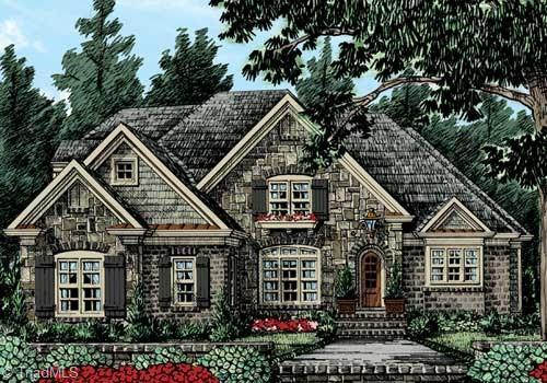86 Robert Mohr Court, Greensboro, NC 27455 (MLS #839534) :: HergGroup Carolinas