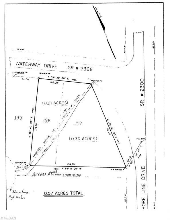 198 Waterway Drive, Lexington, NC 27292 (MLS #839950) :: Lewis & Clark, Realtors®