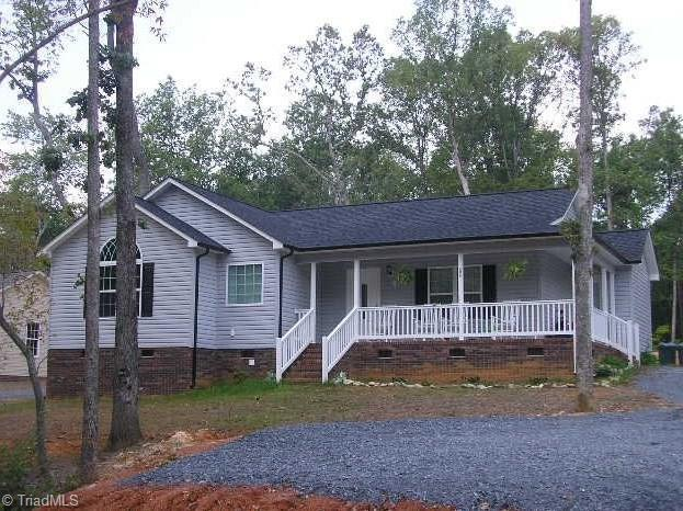 492 Skycrest Country Road, Asheboro, NC 27205 (MLS #846373) :: Banner Real Estate