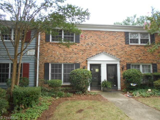 2831 Tully Square C, Winston Salem, NC 27106 (MLS #846457) :: RE/MAX Impact Realty