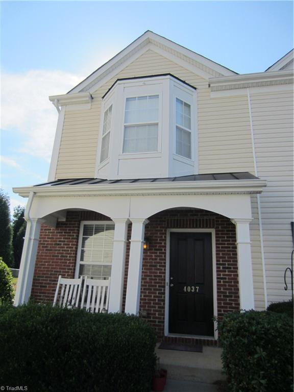 4037 Tarrant Trace Circle, High Point, NC 27265 (MLS #846492) :: RE/MAX Impact Realty