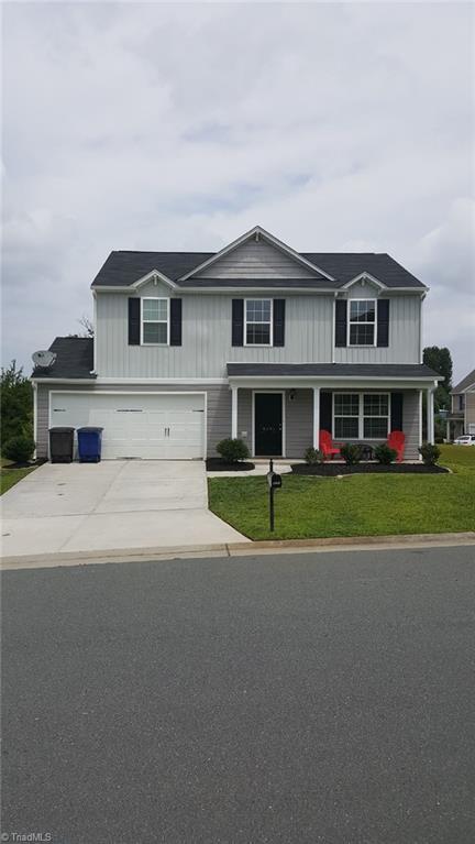 4295 Kendall Farms Way, Winston Salem, NC 27107 (MLS #846557) :: RE/MAX Impact Realty