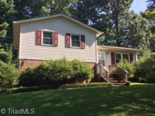 272 Wedgewood Drive, Mount Airy, NC 27030 (MLS #846600) :: RE/MAX Impact Realty